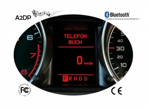 Громкая связь FISCON Bluetooth Handsfree для Audi, Seat