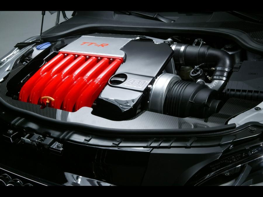 ABT чип тюнинг двигателя