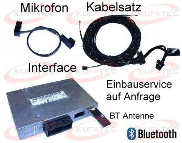 громкая связь Bluetooth Only для Audi A3 8p 8pa Cabrio