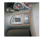 "FISCON Handsfree Bluetooth - Audi, Seat ""Basic"" Quadlock"