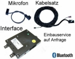 Комплект громкой связи Bluetooth Premium (with rSAP) - Volkswagen Passat B6